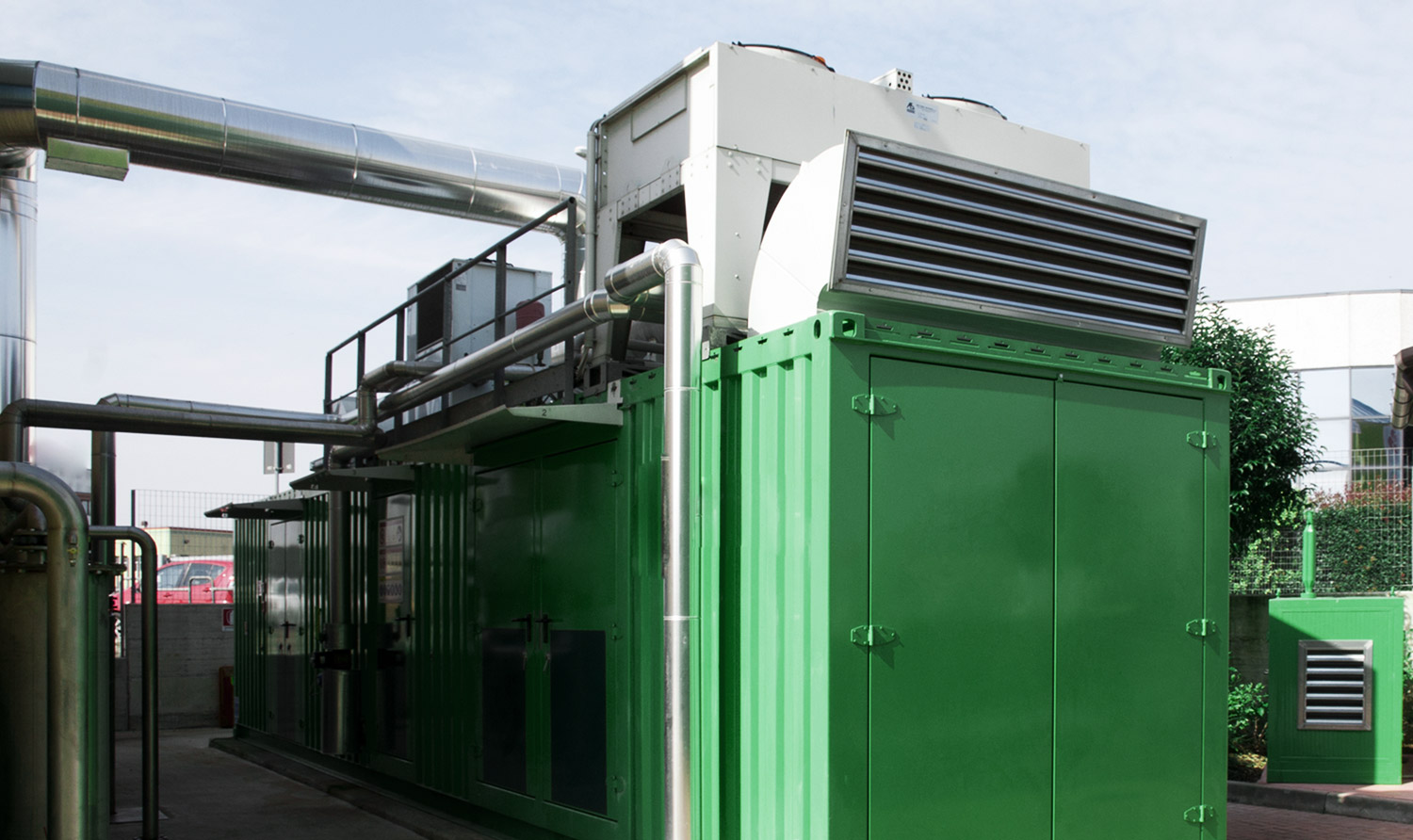 CHP – Cogeneration of Heat and Power